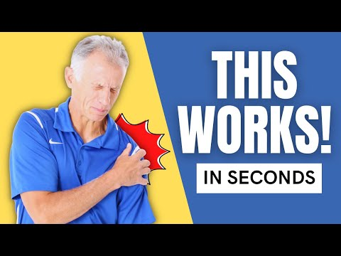 How to Fix Shoulder Pain in Seconds (This Works!)