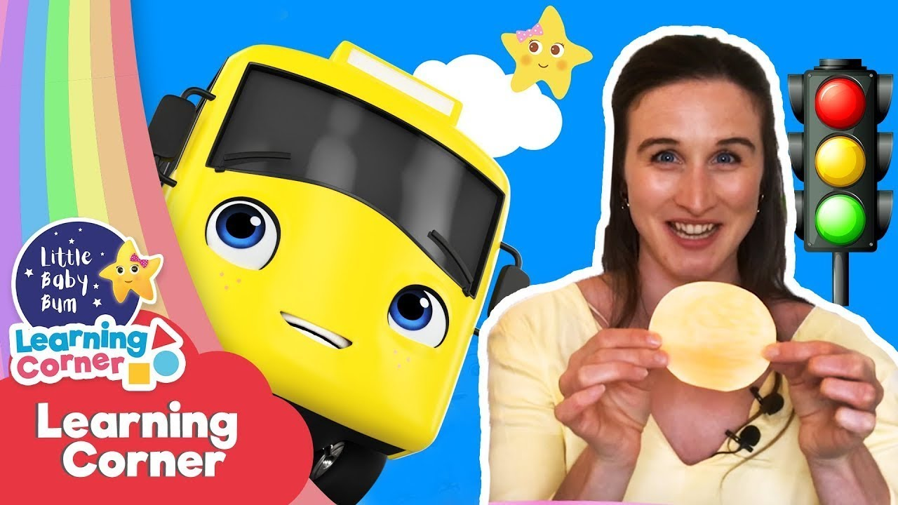 Learning Vehicles with Little Baby Bum | ABC 123 Moonbug Kids | Fun Cartoons | Homeschool Education