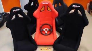 ковши Bimarco Cobra 2 Expert Futura спорт сиденья fia для автоспорта и тюнинга(ковши для автоспорта дрифта слалома Bimarco http://www.vetaxstyle.com/raceseats.html., 2016-03-08T11:12:02.000Z)