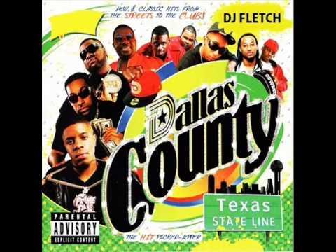Dj Fletch - Dallas County { Disc 1 } [Full Mixtape]