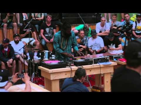 Damu The Fudgemunk - Live set in Saint Petersburg (V1 FESTIVAL 2015)