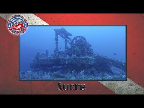 Sucre Wreck Tec Scuba Dive | Site Guide and Review | Pompano Beach, Florida