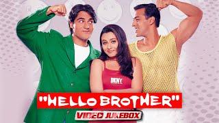 Hello Brother   Video Jukebox   Salman Khan   Rani Mukherjee   Arbaaz Khan   90's Hindi Songs