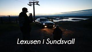 Cribba följer med till Sundsvall | VLOGG #205