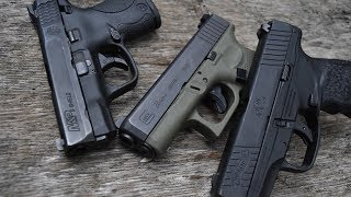Top 5 Guns That You Will Actually Carry!