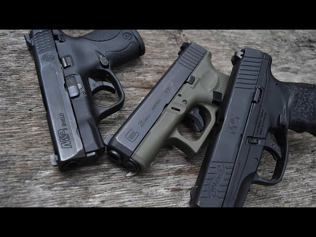 Best Pocket Sized Pistols Available | Gun Carrier Reviews