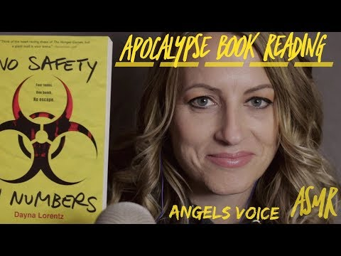 [ASMR] Relaxing Bed Time Apocalypse Book Reading