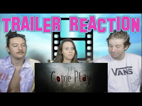 'COME PLAY' Trailer REACTION #ComePlay #ComePlayTrailer