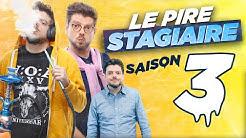 LE PIRE STAGIAIRE DE RETOUR CE SOIR ! (BANDE-ANNONCE SAISON 3)