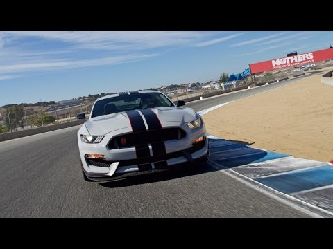 2016 ford shelby gt350/gt350r mustang: first drive review - youtube