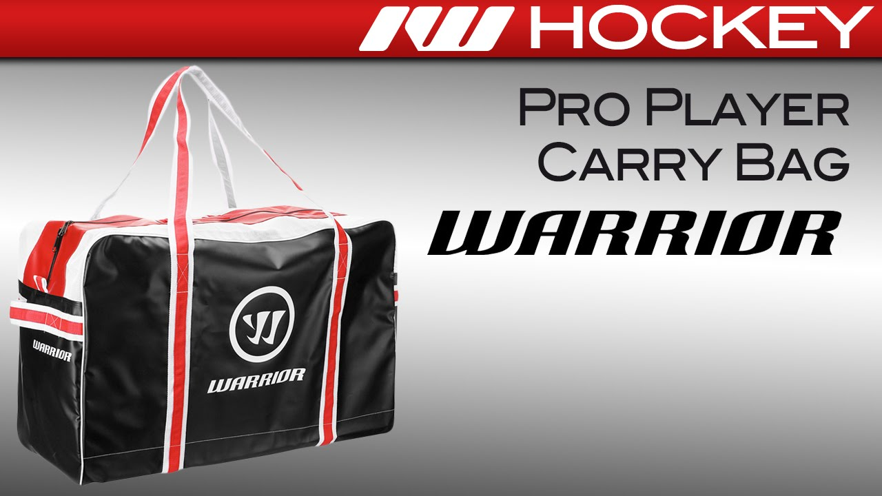 Warrior Pro Player Carry Hockey Bag Review