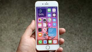 iPhone 6S On iOS 14! (Full Review)