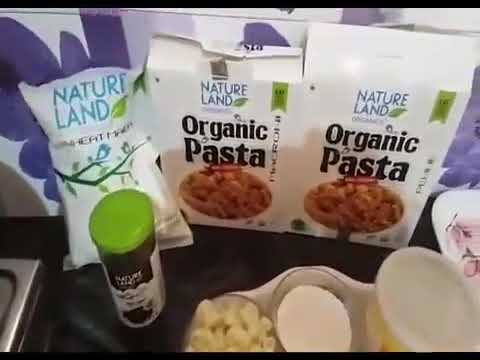 Pasta # nature land organics