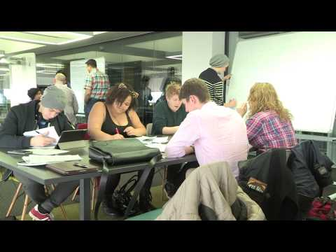 Day in the life of a Maths student at the University of Hull