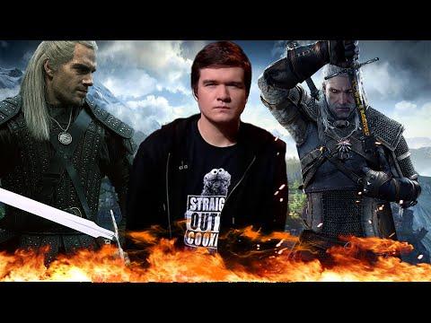 #BadОтвет 2019 BadComedian про Серию Ведьмак и Сериал