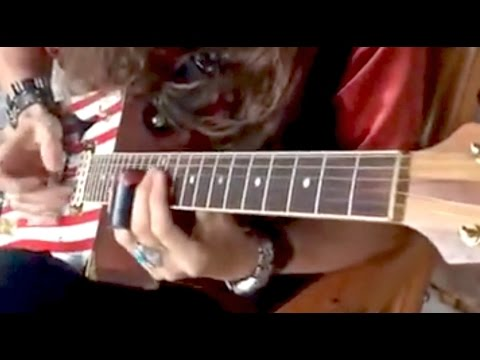 How to Play Slide Guitar in Standard Tuning | LIVE STREAM