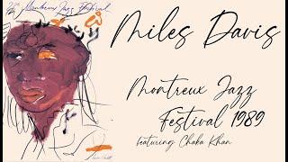 Miles Davis- July 21, 1989 Montreux Jazz Festival, Montreux