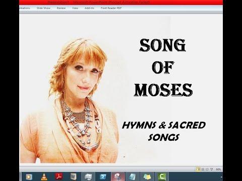 Leigh Nash - Song Of Moses (Lyrics)