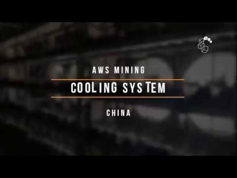 [AWS Mining] How Does A  Mining Farm Cooling System Works?