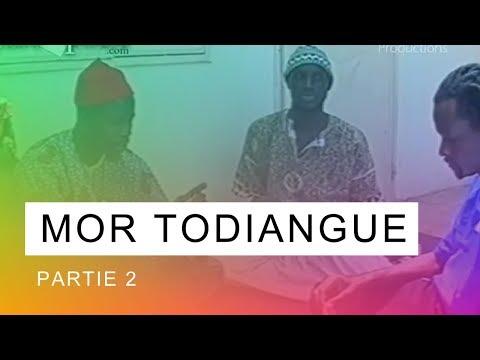 Mor Tojangue Partie 2 - Théâtre Sénégalais avec Sanekh