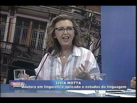 MESA DE DEBATES 24 DE SETEMBRO - AUDIODESCRIÇÃO COM LÍVIA MOTTA