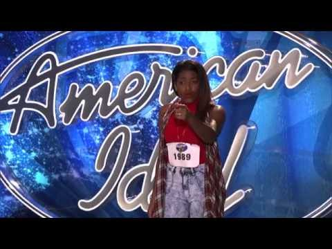 American Idol Audition Jennifer Hudson - One Night Only (Dreamgirls) Cover By Sade Harper
