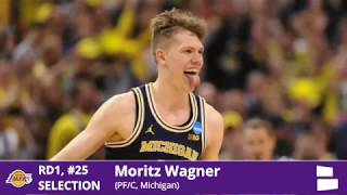 Download Video Los Angeles Lakers NBA Draft Grades And Analysis 2018 MP3 3GP MP4
