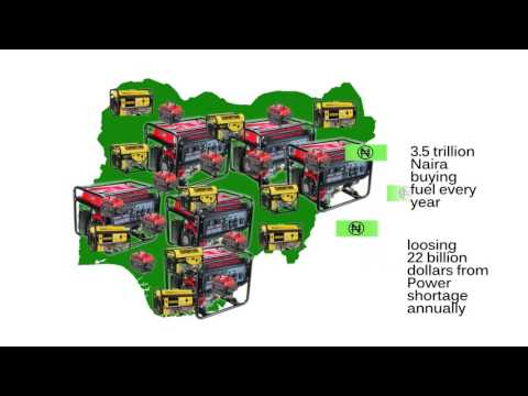 Quick fix to Nigeria's Power problems
