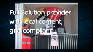 Schneider Electric's Solutions for PV Power Plants