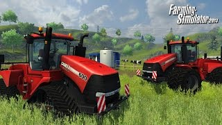 Farming Simulator 2015 Mod Test (lumber Mill)