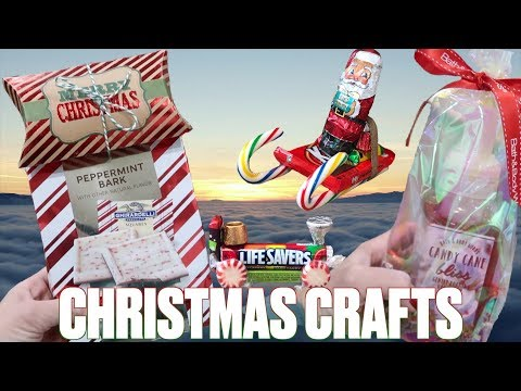 HOW TO MAKE THE PERFECT TEACHER TREAT OR NEIGHBOR GIFT FOR CHRISTMAS | KIDS CHRISTMAS CANDY CRAFTS