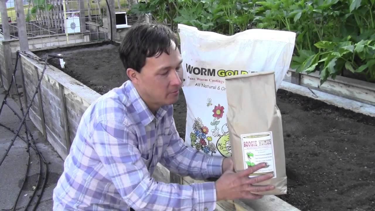 DIY Homemade Organic Fertilizer Recipes