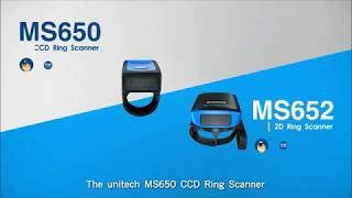 【Ring Scanner】MS650 & MS652