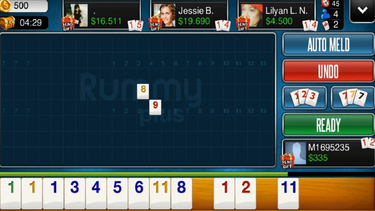 Rummy Spiel Online