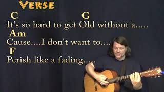 Forever Young (Alphaville) Guitar Cover Lesson with Chords/Lyrics - Munson