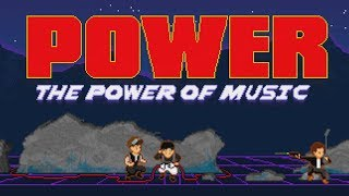 If POWER was a videogame. (EXO animation)