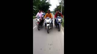 Bike ride on darga road👍.By soif ali