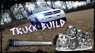 LIFTED DODGE RAM ELITE REJECTS OFFICIAL YOUTUBE BUILD TRUCK