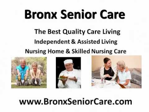 Best Bronx Senior Care Independent Apartments Assisted Living Nursing Home NYC NY Movie