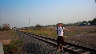 From Bangkok - Thailand to Vientiane - Laos