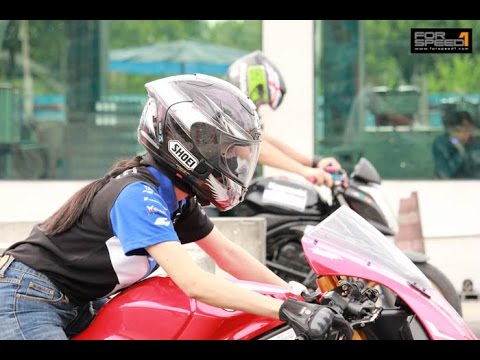 Lady TNG Drag Racing 2016 Super Bike 23 กรกฏาคม 2559