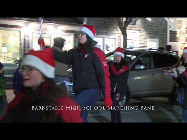 Mashpee Chamber Christmas Parade 2019