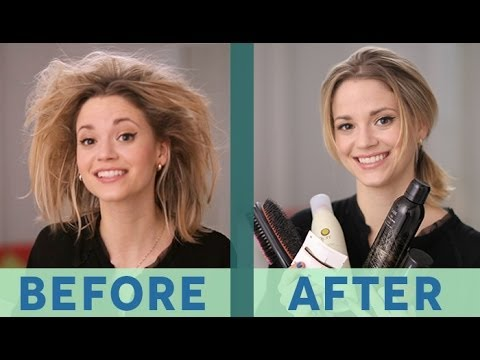 How To: Bouffant Ponytail Tutorial