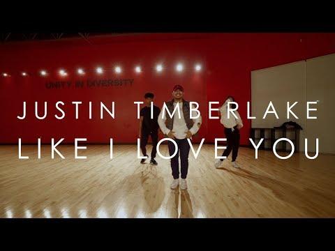 Justin Timberlake Ft. Clipse - Like I Love You | @mikeperezmedia @mdperez88 Choreography