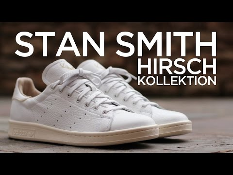Adidas Stan Smith White Brown