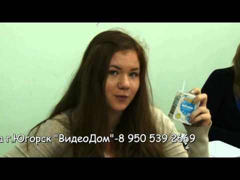 """Клип из выпускного кино 11""""а""""Югорск"""