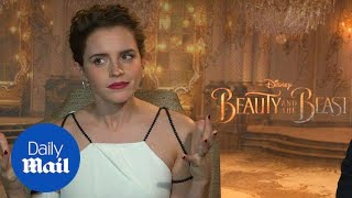 Emma Watson on her bra-less Vanity Fair shoot 'controversy' - Daily Mail
