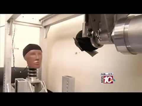 RIT on TV: Head injury technology