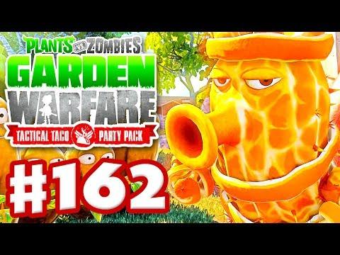 Plants vs. Zombies: Garden Warfare - Gameplay Walkthrough Part 162 - Citrus Cactus! (Xbox One)