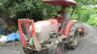 Tractor with Tata version 1